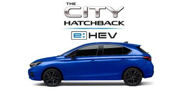 THE CITY HATCHBACK e:HEV